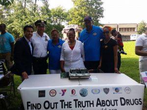 Nadace pro svět bez drog na severovýchodě New Yorku