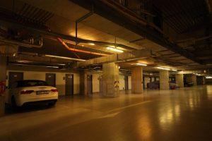 Pronájem zařízeného bytu 2+kk, 62 m2 s garáží Praha 8 - Karlín, Rohanské nábřeží River Diamond