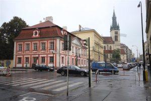 Pronájem zařízeného bytu 2+kk, (65m2), Praha 1 - Nové Město , blízko Václavského náměstí