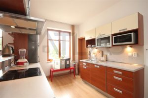 Pronájem bytu 4+kk k velikosti 160 m2 Praha 2 - Vinohrady, ulice Jana Masaryka