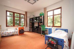 Pronájem zařízeného bytu ve vile 3+kk, 115 m2, Na Julisce, Praha 6 - Dejvice dětský pokoj