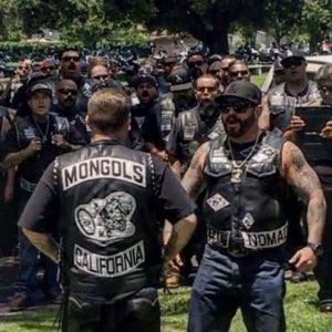 mororkářské gangy ve Spojených státech Amerických