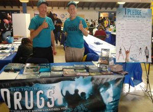 Svět bez drog přináší svůj program na 5. výroční wellness North Sacramento Wellness Expo