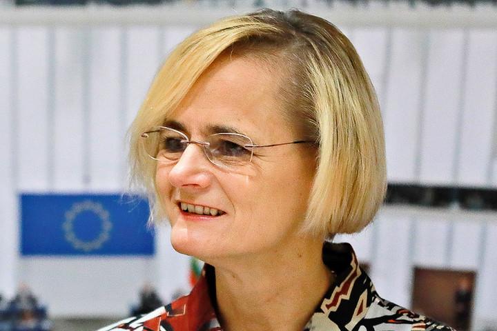 Enikő Győri je poslankyní Fidesz