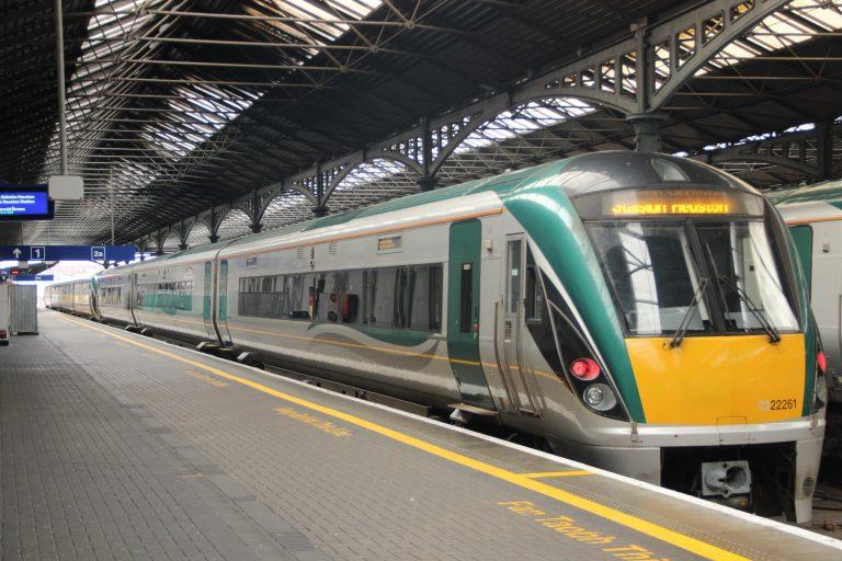 veřejná doprava v Irsku