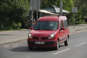 Půjčovna aut a dodávek v Brně