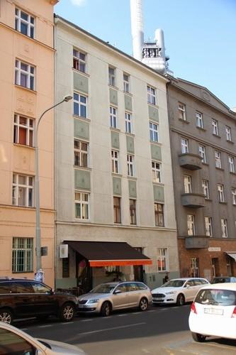 Společenství vlastníků domu Pod Parukářkou 2760, Praha 3 , Praha IČO 26478897