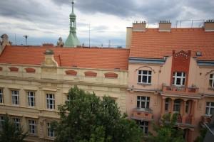 Společenství DRUVEL pro budovu sestávající z č.p. 354, č.p. 355 a č.p. 356 v Praze 6, kat. úz. Veleslavín IČO :24131377