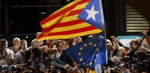 Pouze jeden ze 7 Katalánců věří, že spor s Madridem vyústí do nezávislosti