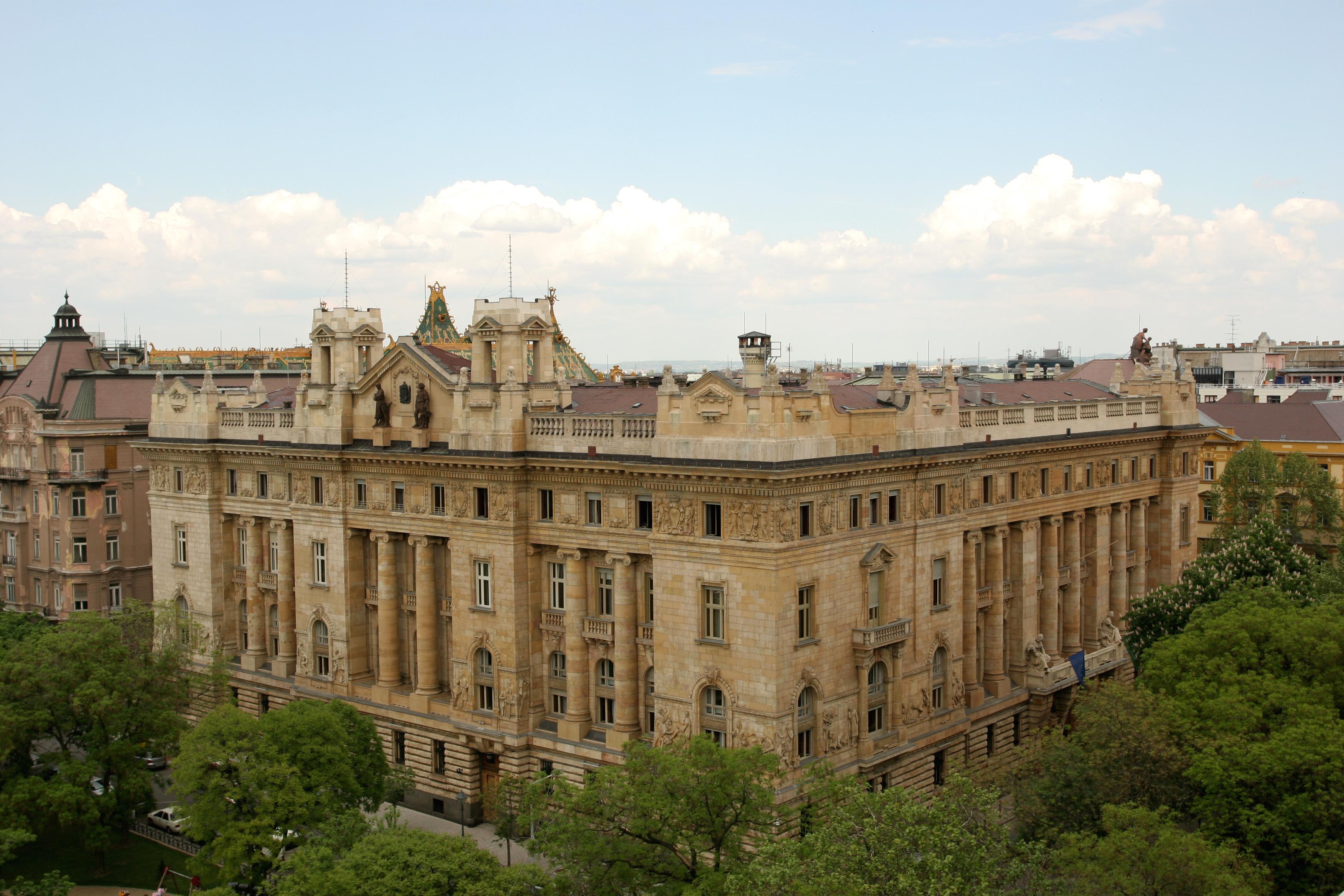 Magyar Nemzeti Bank - Maďarská národní banka