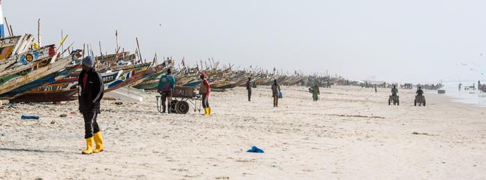 Mauretánie Situace a spolupráce