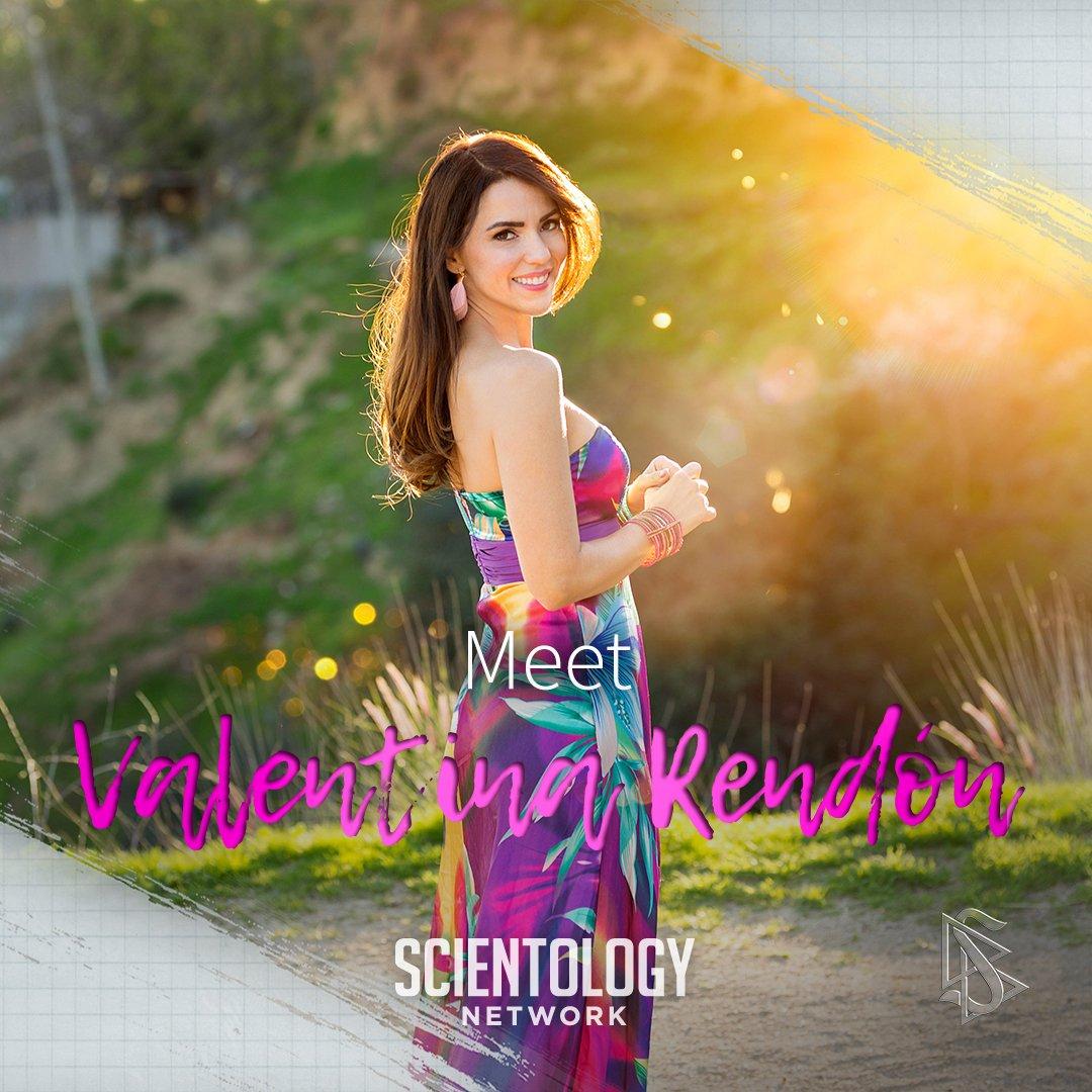 Poznejte scientologa Valentina Rendón Scientologie herci