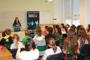 Cyklo-běh za Českou republiku bez drog je největší pravidelnou protidrogovou kampaní spojenou se sportem. Jsou při něm pořádány přednášky ve školách pro školní mládež jako prevence proti vzniku drogové závislosti u mládeže.