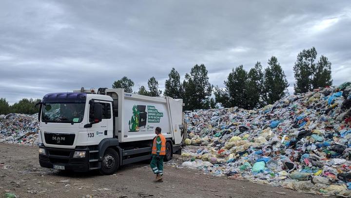 Rozvoj integrovaného nakládání s městským odpadem
