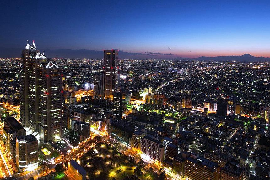 Scientologická církev Japonsko – organizace Tokyo