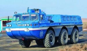 ZIL-4906 Bluebird