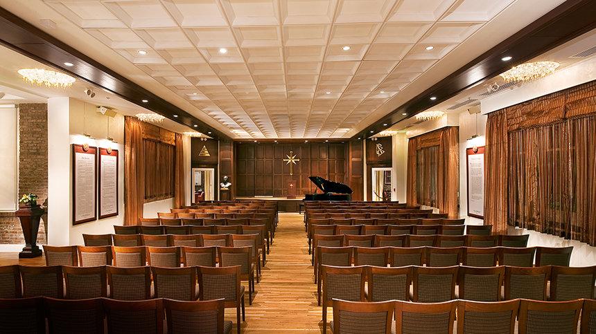 kaple Scientologické církve v Nashville Tennessee