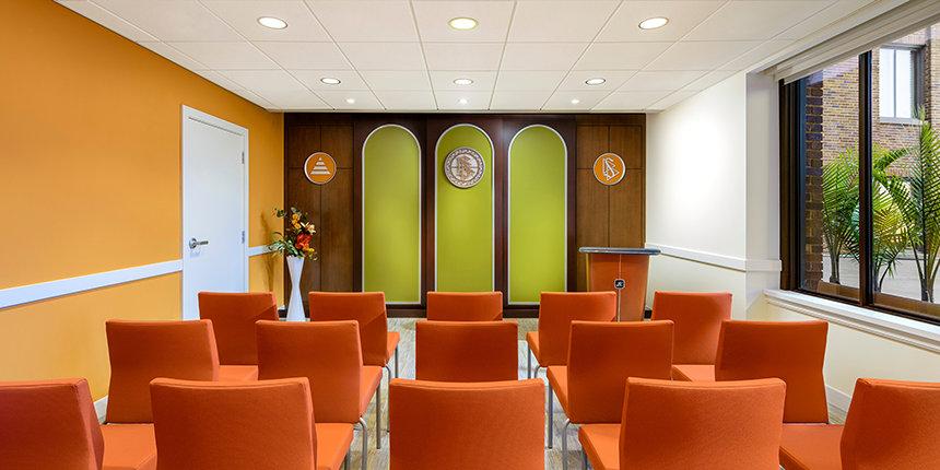 kaple ideální organizace Scientologické církve Kansas City, Missouri