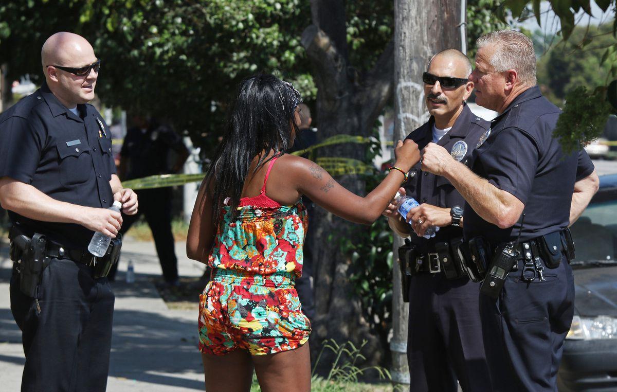 kriminalita ve Spojených státech amerických