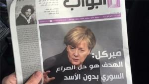 Angela Merkel - německá kancléřka
