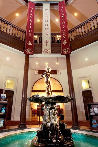 Scientologická církev otevírá nové celebrity centrum v Nashvillu