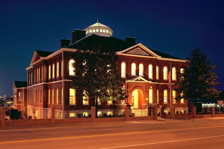 Ideální Scientologická církev a celebrity centrum Nashville